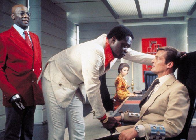 Jafet Koto, Džejms Bond i Odeljenje za ubistva: Odlazak doktora Kanange i poručnika Điardela 3
