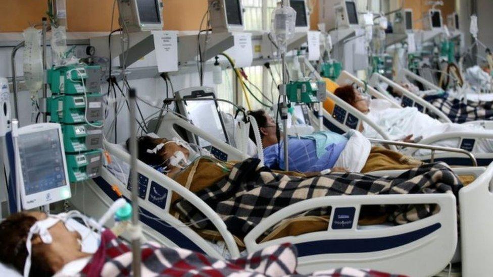 bolnica u brazilu