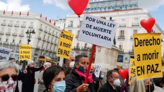 Španija i zdravlje: Poslanici izglasali zakon o eutanaziji 3