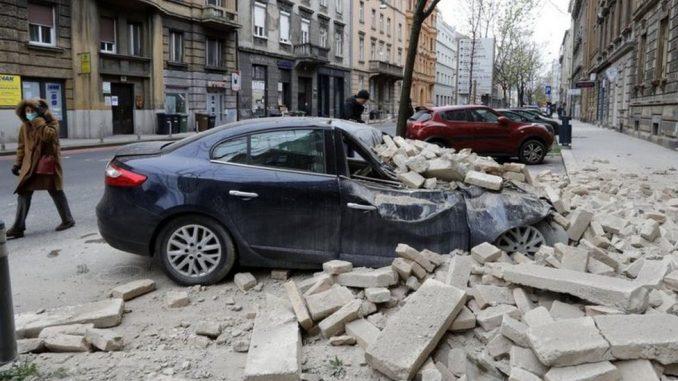 """Zemljotres u Zagrebu - godinu dana kasnije: """"Ogroman je strah da će se to opet desiti, mesecima nisam spavala"""" 4"""