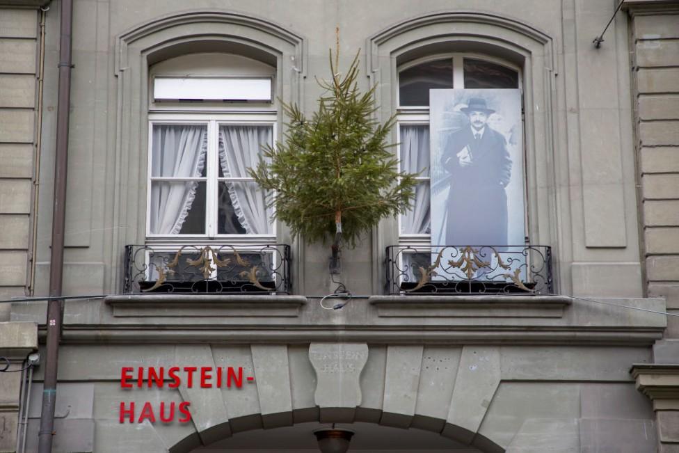 The Bern home of Albert Einstein and Mileva