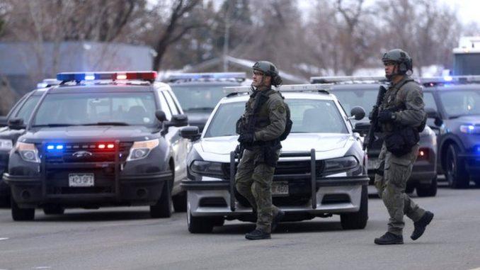 Amerika i nasilje: Ubijeno 10 ljudi u pucnjavi u supermarketu u Koloradu 2