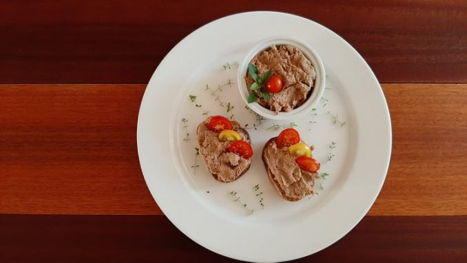 Recept: Domaća pašteta 2