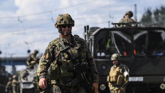 "Čišćenje ekstremizma iz vojske ""gvozdenom metlom"" 5"