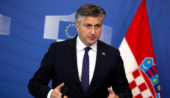 Plenković: Odustanimo od prepucavanja, sva pitanja sa Srbijom želim da rešavam dijalogom 13