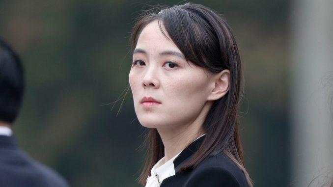 Kim Jo Džong: Ratoborna sestra 5