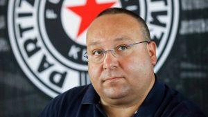 Vuletić kaže da je Partizan izdao prostor koji je koristio Belivuk, Vučelić demantuje