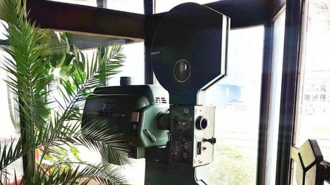 Kino projektori kao muzejski eksponati 1