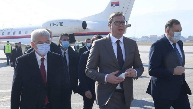 Vučić u Sarajevu: Solidarnost ili pseudosolidarnost? 1