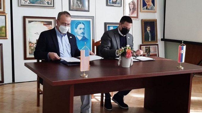Nastavak naučno-tehnološke saradnje Srbije i SAD 1