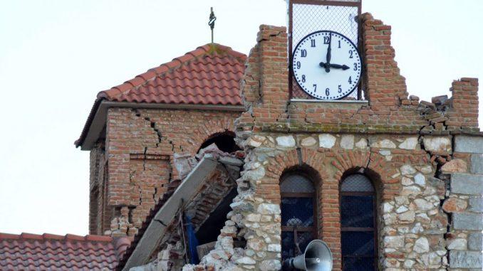 Novi zemljotres jačine 5,1 stepen Rihterove skale pogodio Grčku 3