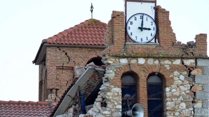 Novi zemljotres jačine 5,1 stepen Rihterove skale pogodio Grčku 5