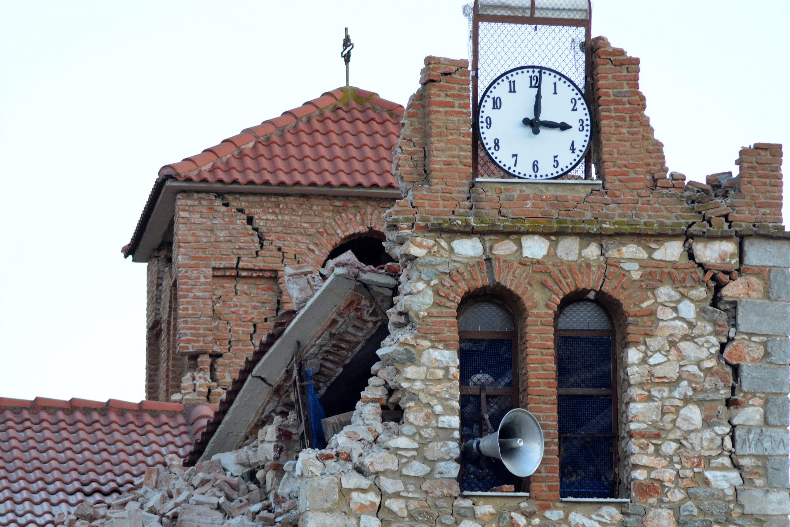 Novi zemljotres jačine 5,1 stepen Rihterove skale pogodio Grčku 1