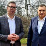 Patria: Vučić predlaže Dodiku pokretanje dijaloga sa Bošnjacima i distanciranje od HDZ-a 18