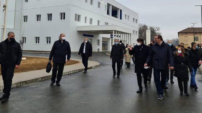 Dozvole nema ni za bolnicu u Kruševcu 4