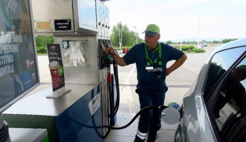 Skok cena benzina za tri do četiri dinara izvestan 1