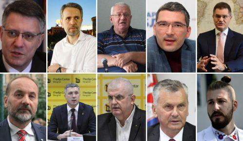 Niko iz 2017. neće ponovo na crtu Vučiću? 6