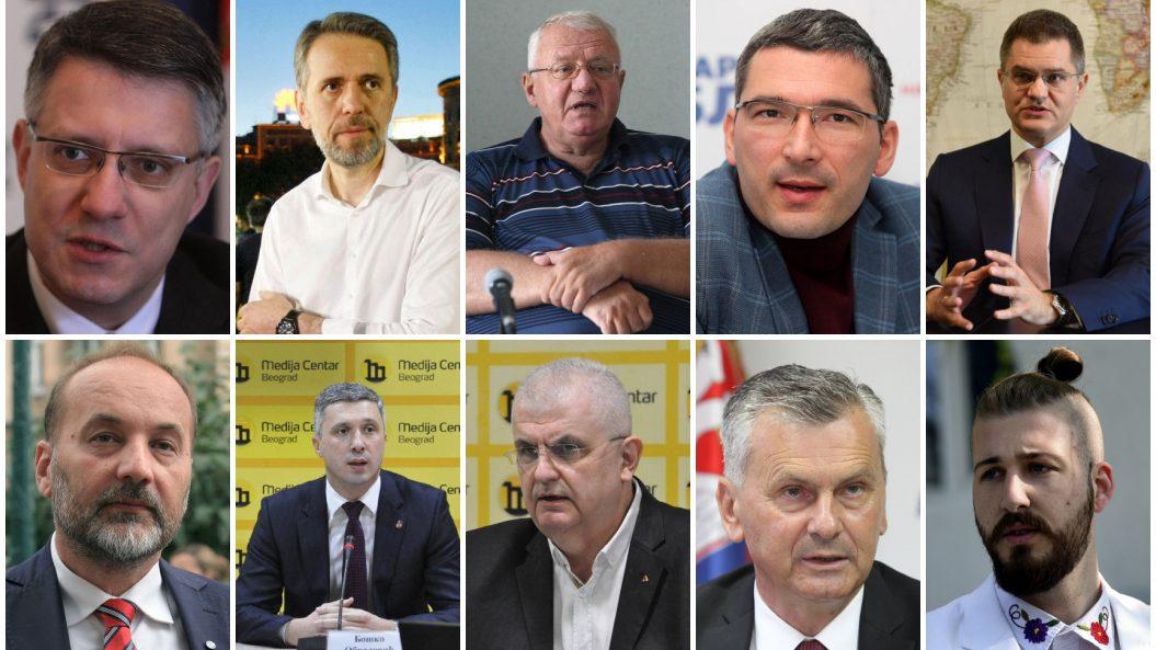 Niko iz 2017. neće ponovo na crtu Vučiću? 1