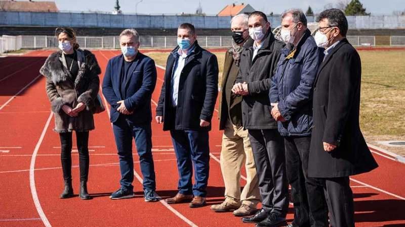 Zrenjaninu zahvalnica Olimpijskog komiteta Srbije 1