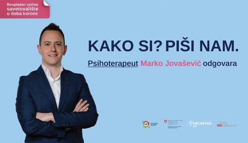 Psihološko savetovalište na portalu Danasa: Vi pitate, Marko Jovašević odgovara 23