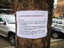 Peticija protiv bašte kafića na zelenoj površini u Bulevaru kralja Aleksandra (FOTO) 4