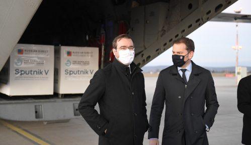 Slovački ministar zdravlja podneo ostavku zbog krize oko nabavke ruskih vakcina 14