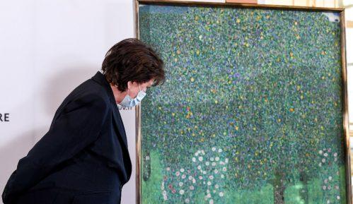 Francuska vraća Klimtovu sliku koju su oteli nacisti 12