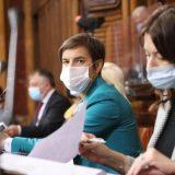 Brnabić: Sednica Kriznog štaba u sredu, dežurni pljuvači nas napadaju 10