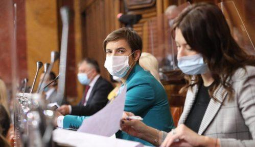Brnabić: Sednica Kriznog štaba u sredu, dežurni pljuvači nas napadaju 11