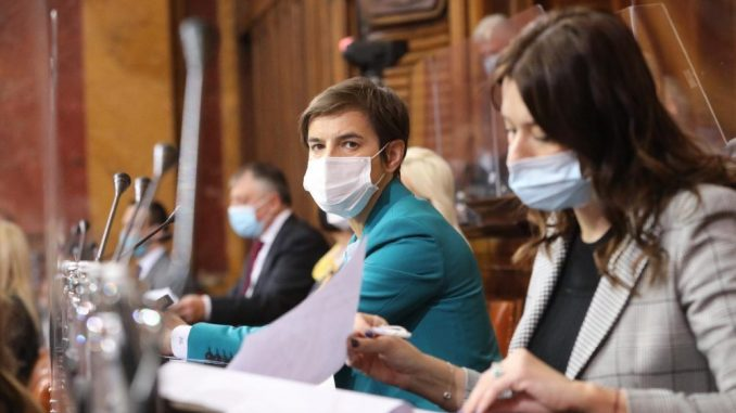 """Brnabić: Radi se na analizi Krivičnog zakonika radi uvođenja kategorije """"napad na novinara"""" 5"""