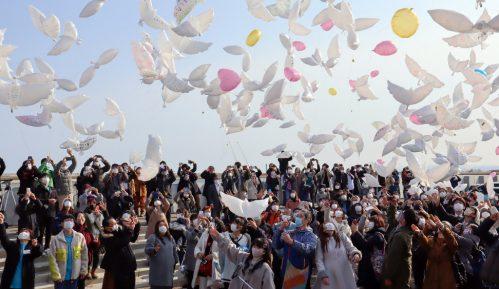 Japan obeležio desetu godišnjicu kataklizme 10