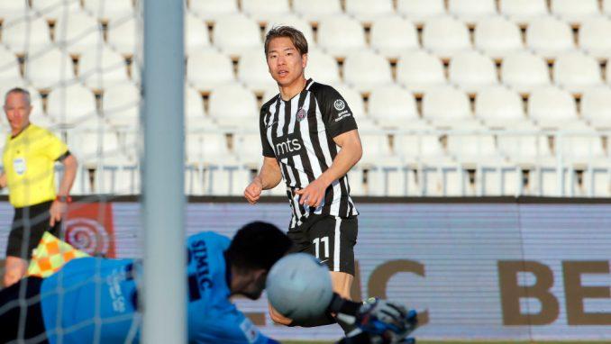 Asano dva puta za ubedljivu pobedu 4
