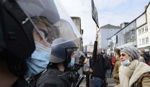 Demonstracije protiv ograničenja u više evropskih zemalja 15