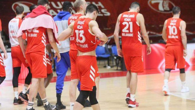 Novi poraz košarkaša Zvezde u Evroligi 3