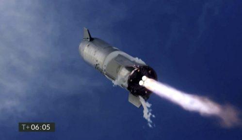 Prototip rakete Staršip uspeo u komadu da sleti na Zemlju, eksplodirao nekoliko minuta kasnije 1