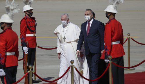 Papa Franja doputovao u trodnevnu posetu Iraku 7