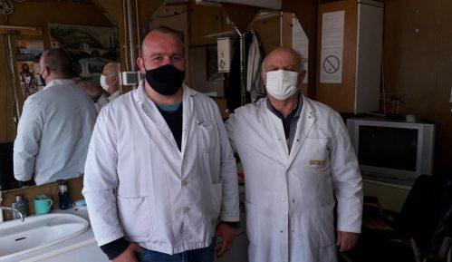 """Vranje: Dvojac koji """"brije"""" koronu 6"""