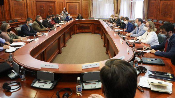 Premijerka pozvala novinarska udruženja da se vrate u radnu grupu 3