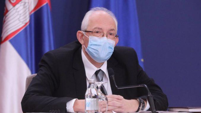 """Kon: Danas konsultacije oko mera, u Beogradu se """"zaravnila kriva"""" 5"""