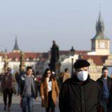 Češka policija uhapsila 17 osoba u Pragu na protestu protiv sanitarnih mera 11