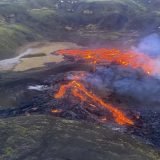 Slabi erupcija vulkana na Islandu 8