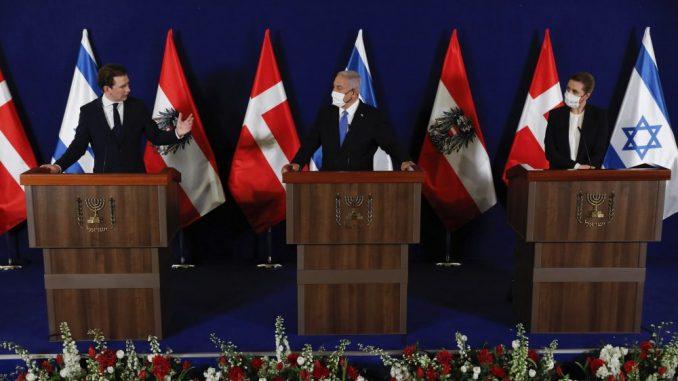 Dogovor Izraela, Danske i Austrije o razvoju vakcina uznemirio Evropu 4