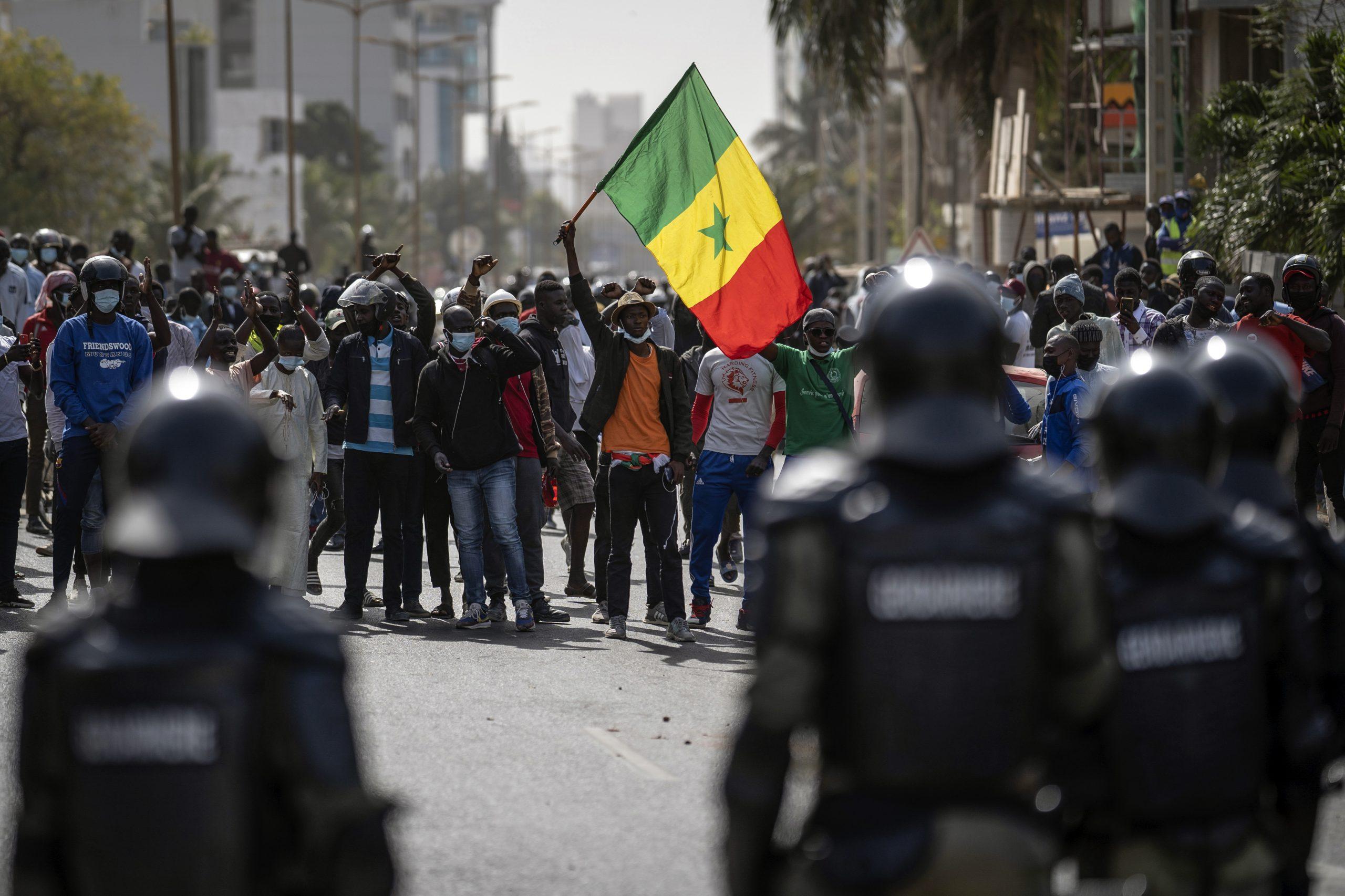 Protivnik vlasti u Senegalu pozvao na još veće skupove 1