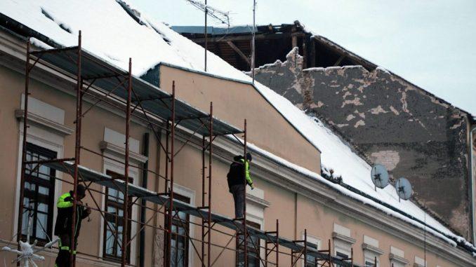 U zemljotresu koji je pogodio Sisak i Petrinju prijavljen je 38.321 oštećeni objekat 1