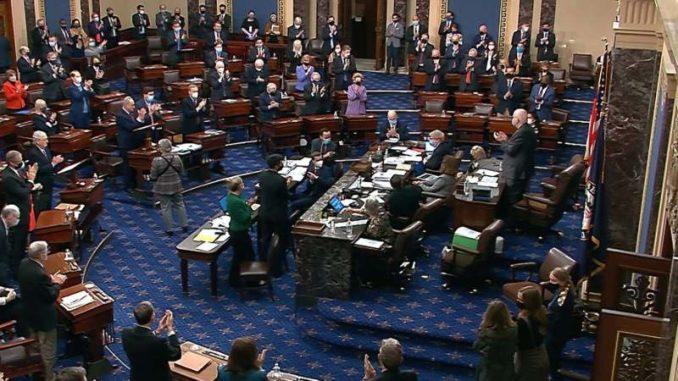 Senat SAD usvojio paket pomoći zbog pandemije 5