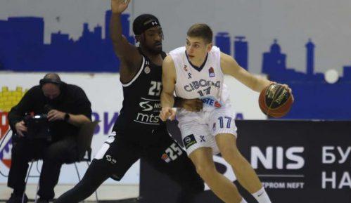 Košarkaši Partizana izgubili od Cibone posle produžetka 5