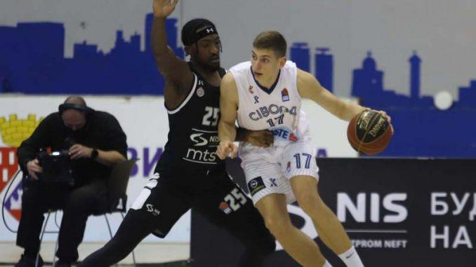 Košarkaši Partizana izgubili od Cibone posle produžetka 3