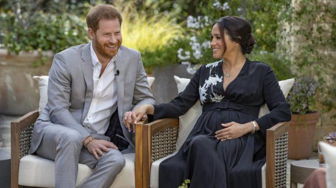 Više od 17 miliona ljudi u SAD gledalo intervju Megan i Harija 1