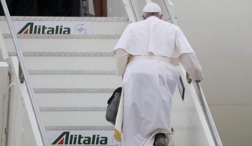 Papa se uputio u istorijsku posetu Iraku 8