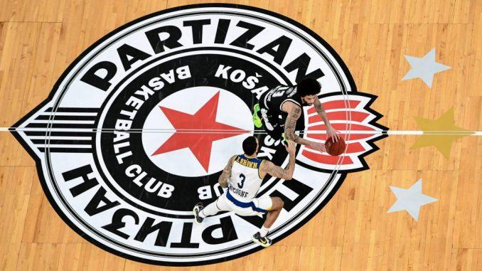 KK Partizan pre 29 godina osvojio titulu evropskog šampiona 5